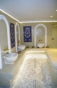 Ванная комната в Apartamenty M&M