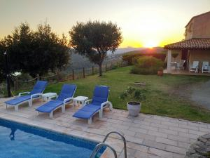 The swimming pool at or near Merveille