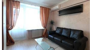 Гостиная зона в ApartLux  на Белорусской