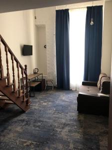 Гостиная зона в Отель Грибоедов