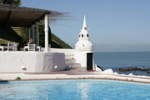 A piscina localizada em Club Hotel Casapueblo ou nos arredores