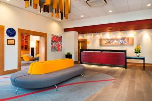 The lobby or reception area at Park Inn by Radisson Palace