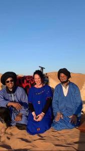 Gasten van Desert Bivouac Mhamid