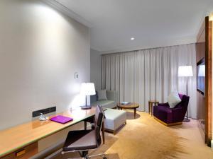 Zona de estar de Amora Hotel Jamison Sydney