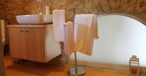 A bathroom at Quinta Anna Horvath