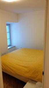 Postel nebo postele na pokoji v ubytování Hotel Marchi