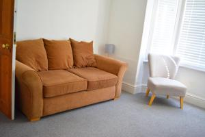 A seating area at 7 Grovehill Road