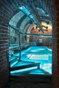 The swimming pool at or near Hotel Copernicus