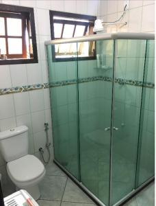 A bathroom at Casa na Ilha