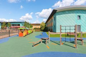 Children's play area at Ramada by Wyndham Cobham