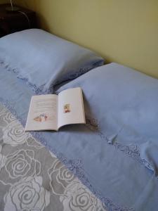 Letto o letti in una camera di Il Vicolo 48