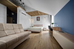 Гостиная зона в Гостевой Дом Луидор