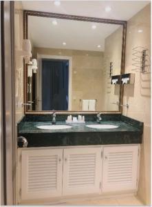 Ett badrum på Boutique Hotel B51