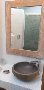 A bathroom at Boutique Hotel Placa