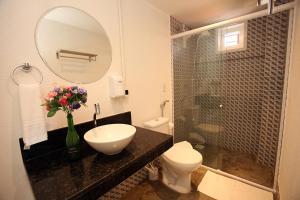 A bathroom at Saint Germain Kite Residence
