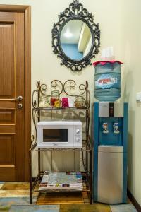 Кухня или мини-кухня в Отель Рубинштейна 30