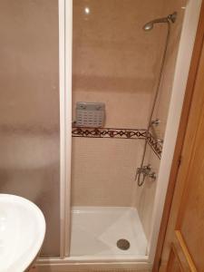 A bathroom at Apartamento en Oropesa del Mar