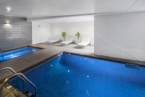 The swimming pool at or near Pullman Adelaide