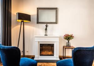 Posedenie v ubytovaní Flamingo Premium Hostel