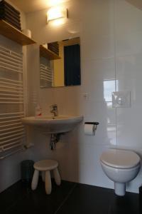 Een badkamer bij Ulekesnest