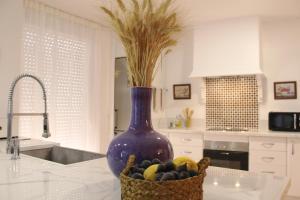 Una cocina o zona de cocina en Casa Villamena