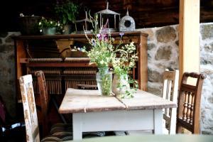 Restaurace v ubytování U Květů
