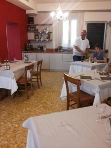 Ristorante o altro punto ristoro di Albergo Il Gembro