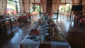 Εστιατόριο ή άλλο μέρος για φαγητό στο Poseidon Hotel