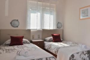 Кровать или кровати в номере Villa Vanilla