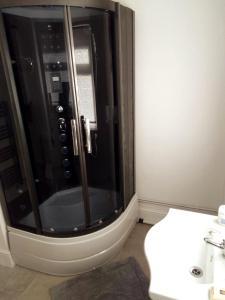 A bathroom at 69 Brithdir Street