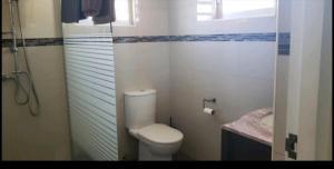 Um banheiro em Dae Residence