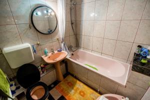 A bathroom at Vidican Accommodation