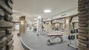 Gimnasio o instalaciones de fitness de Hotel Porcel Sabica