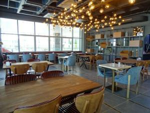 Ресторан / где поесть в Teknosports Otel
