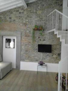TV o dispositivi per l'intrattenimento presso Villa Aruch