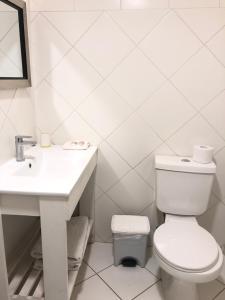 Um banheiro em Guest House Mery