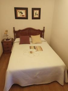Cama o camas de una habitación en Casa Ayabe