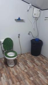 A bathroom at BB Lonely Beach
