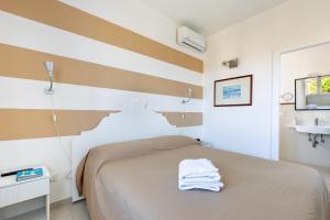 Letto o letti in una camera di Excellent rooms