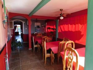 Restaurant ou autre lieu de restauration dans l'établissement Casa Campo Gladys Suarez