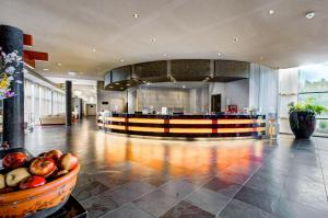 The lobby or reception area at Linsberg Asia Hotel, Spa & Therme - Adults Only