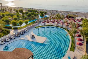 A view of the pool at Esperos Palace Resort or nearby