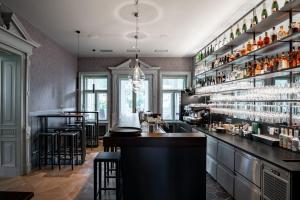 Lounge alebo bar v ubytovaní Villa Rosenaw