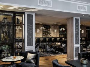 Pub eller bar på Britannia Hotel