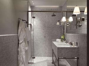 Et bad på Britannia Hotel