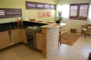A cozinha ou cozinha compacta de Pipa Park