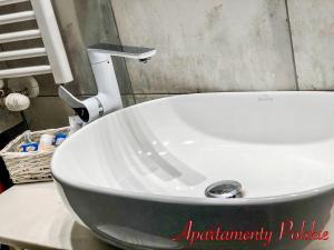 A bathroom at Matador