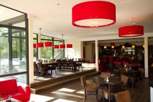 A restaurant or other place to eat at Hotel Winterberg Resort