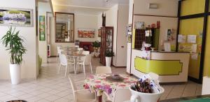Ristorante o altro punto ristoro di Hotel La Falena