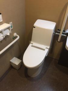A bathroom at HOTEL MYSTAYS Kamata